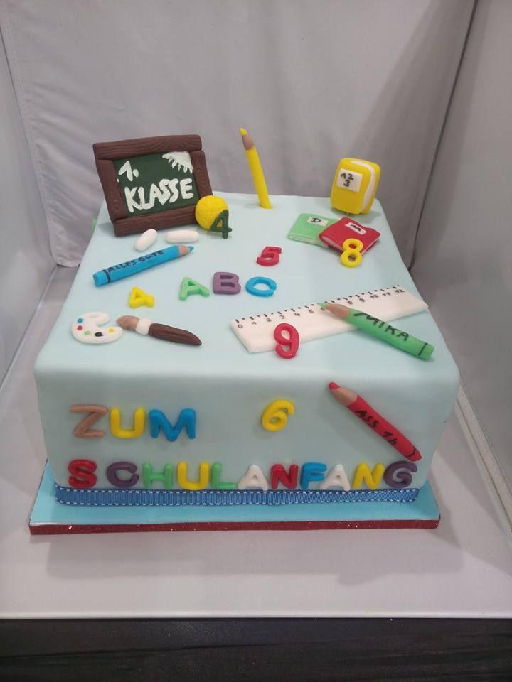 Pin Von Zicke Auf Torte Einschulung In 2020 Torte Einschulung Kuchen Einschulung Lehrer Kuchen