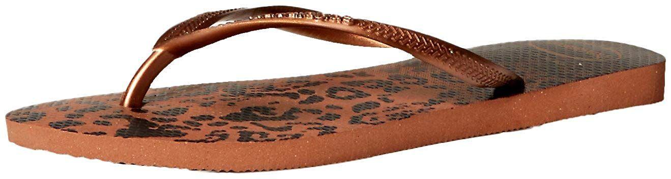cfe5eff4d2f Havaianas Women s Slim Flip Flop Sandals