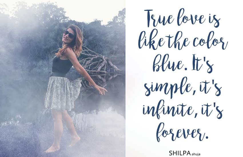60 Blue Dress Quotes for Instagram for All Moods & Occasions