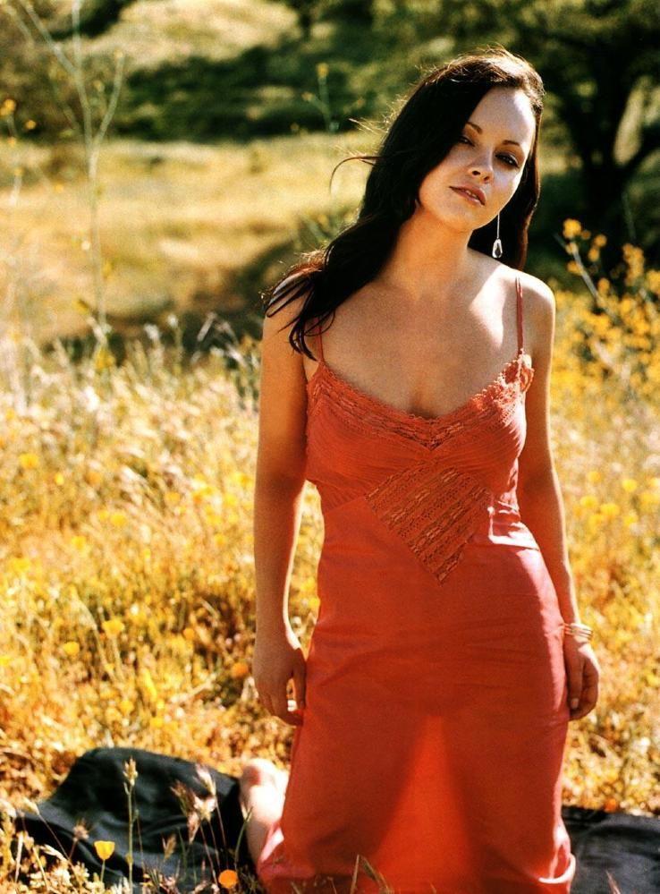 Christina Ricci | Beautiful christina, Christina ricci, Celebs