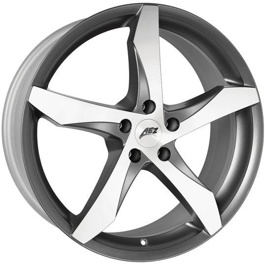 AEZ LASCAR ANTHRACITE MATT DIAMOND CUT #AEZ #LASCAR#ANTHRACITE MATT DIAMOND CUT #hotwheels #rims #alloy #wheels #alloys #aez http://www.turrifftyres.co.uk