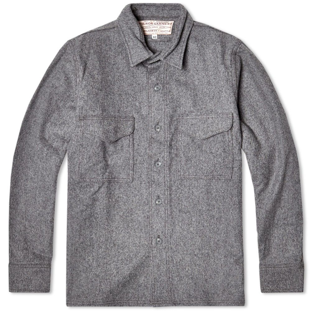 Filson Wool Shirt Jacket | Tops | Pinterest | Shirts, Wool and ...