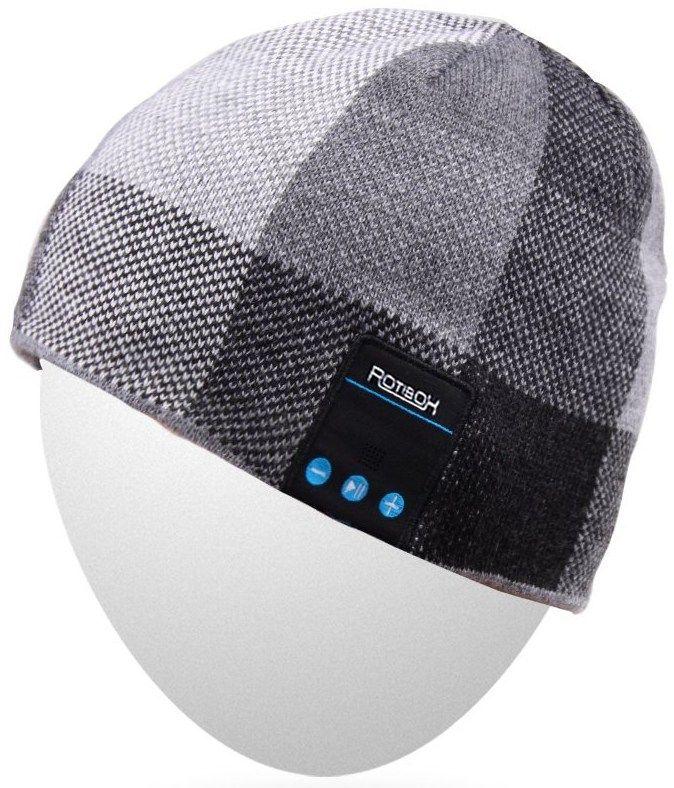 Wireless Bluetooth Beanie Hat Headphone Headset