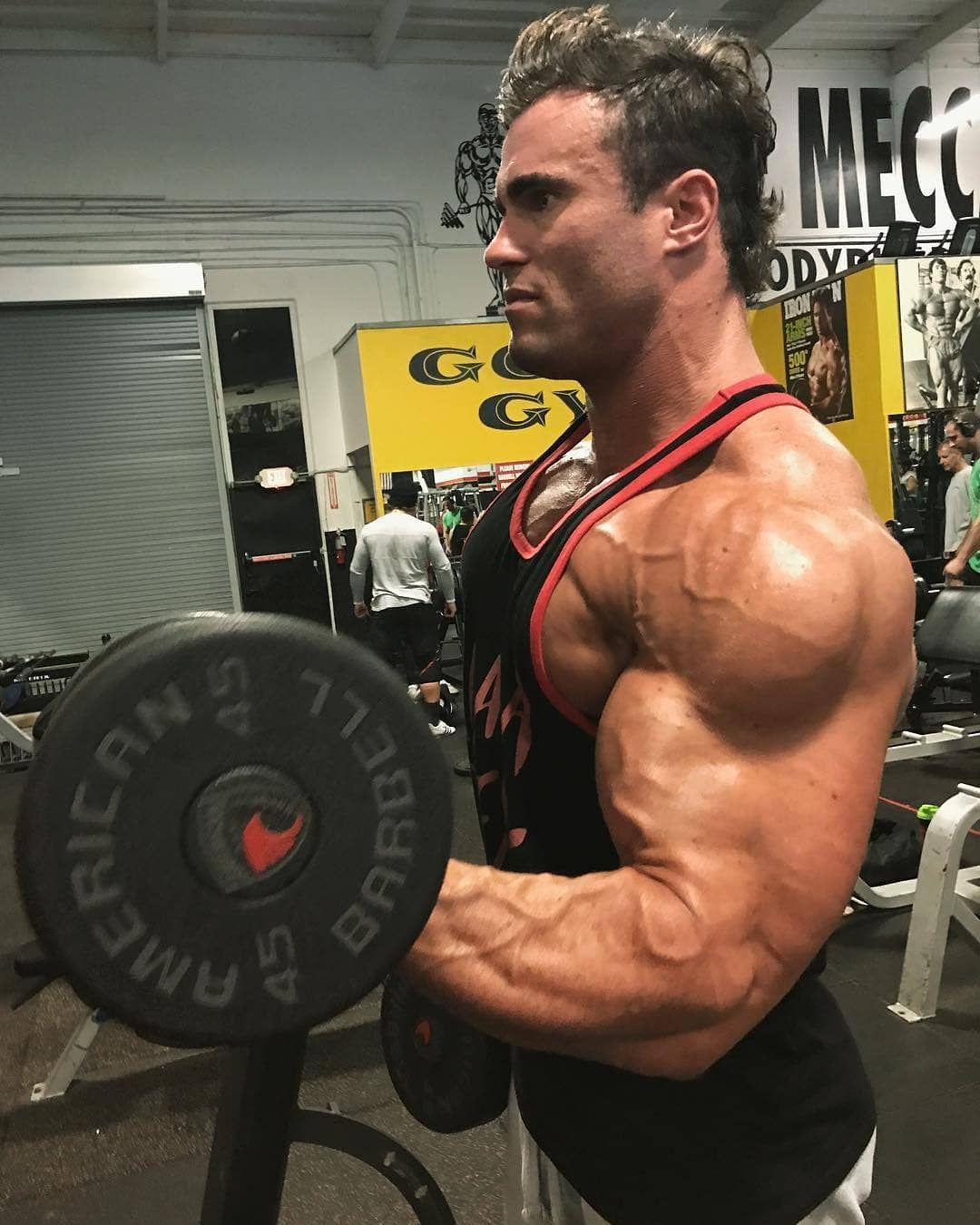 Rafael muscled arse pound