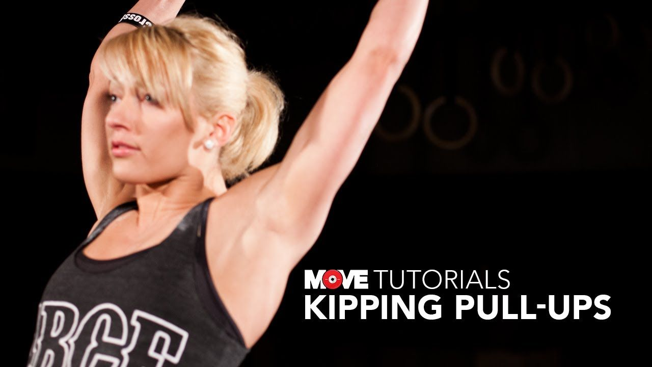 Tutorials: Kipping Pull-ups A Very good couple of videos where they describe very clearly how to do the pull ups