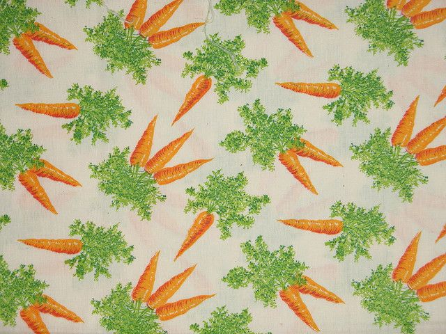 how to make fabric carrots