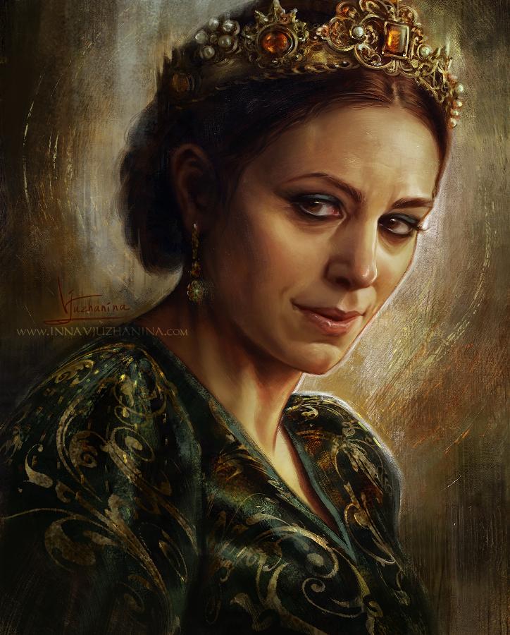 Lioness of Cintra by Inna-Vjuzhanina on DeviantArt