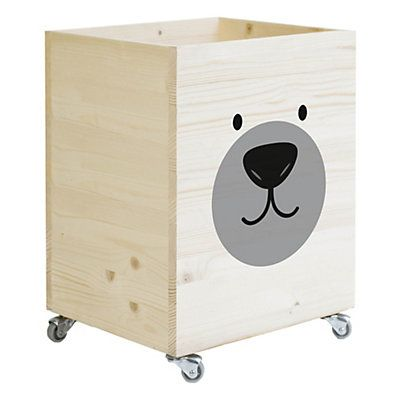 Little Nice Things Vente Privee Kids Furniture Kid Room Decor Wood Toy Box
