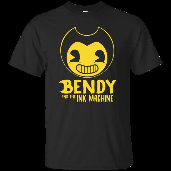 Bendy And The Ink Machine Shirt Hoodie Tank Bendy And The Ink Machine Ink Just Ink