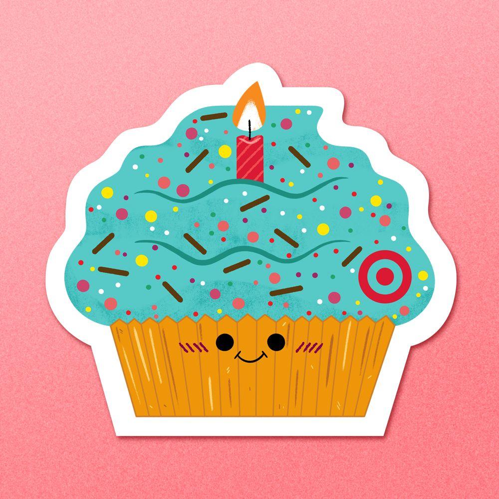 Cupcake Gift Card for Target | Illustration - My Own | Pinterest ...