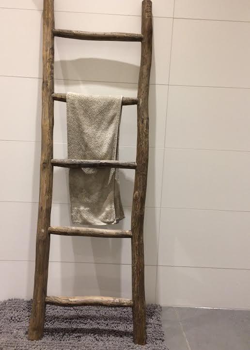 Houten Ladder Decoratie Babykamer