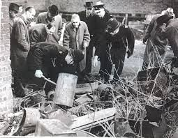 Image result for yorkshire ripper crime scene photos