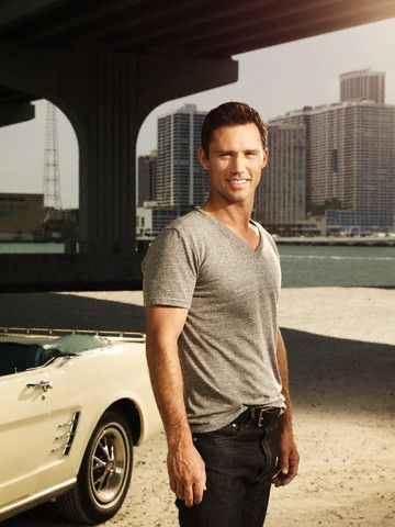 Another view of Jeffrey Donovan, inspiration for male character, Joel Ryan. Courtesy of Entertainment Weekly
