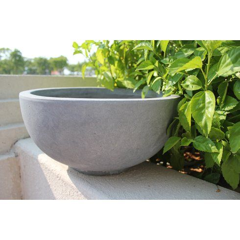 Modern Concrete Pot Planter Planters Planter Pots Large