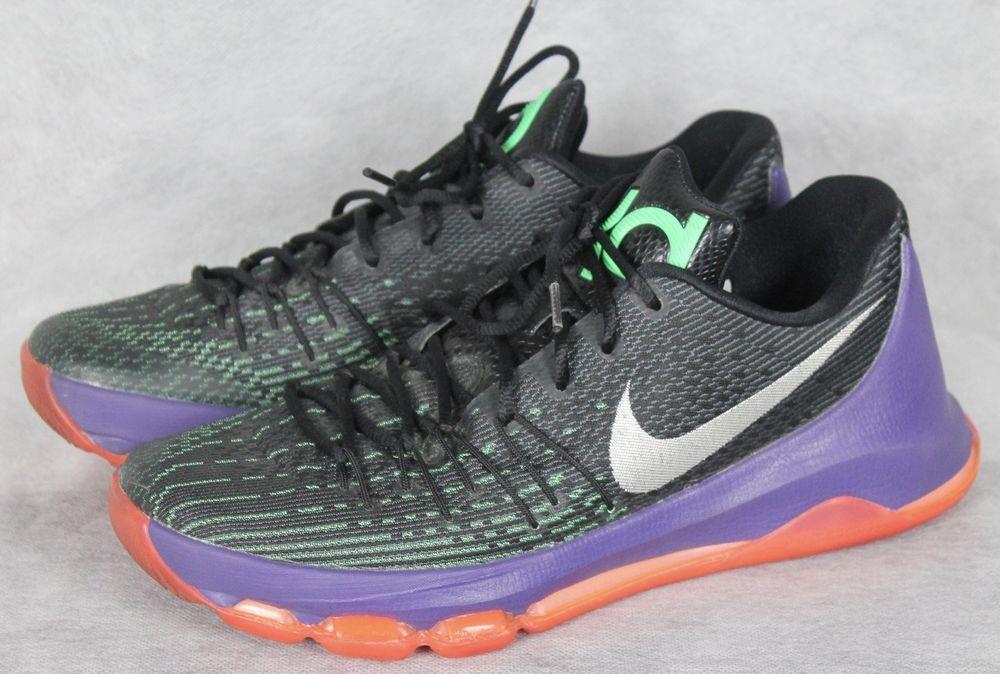 Nike KD 8 Kevin Durant Men s Vinary Basketball Shoes 749375-013 Sz 10.5   Nike  BasketballShoes 0d6502753