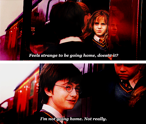 I M Not Going Home Not Really Harry Potter Facts Harry Potter Obsession Not Going Home