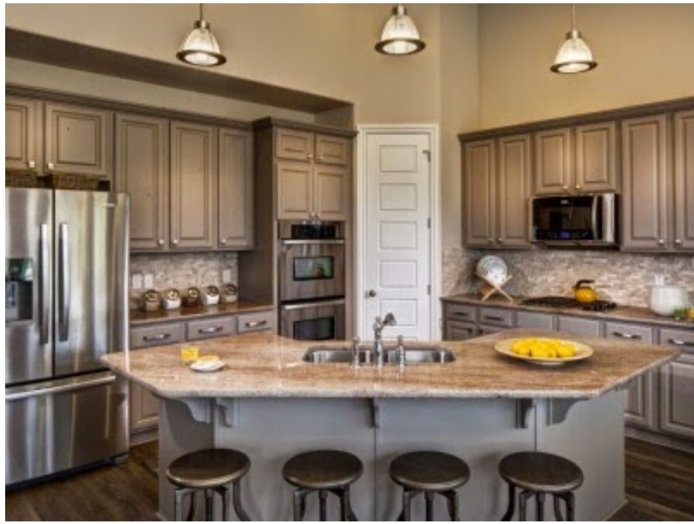 pinjoanne touhey on kitchen ideas  kitchen layout