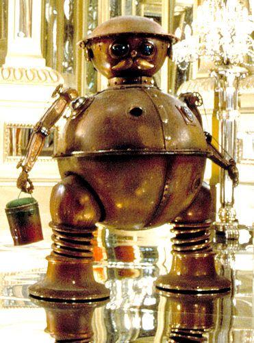 Tik-Tok in 2019 | OZ | Tik tok, Wizard of Oz, Robot tv