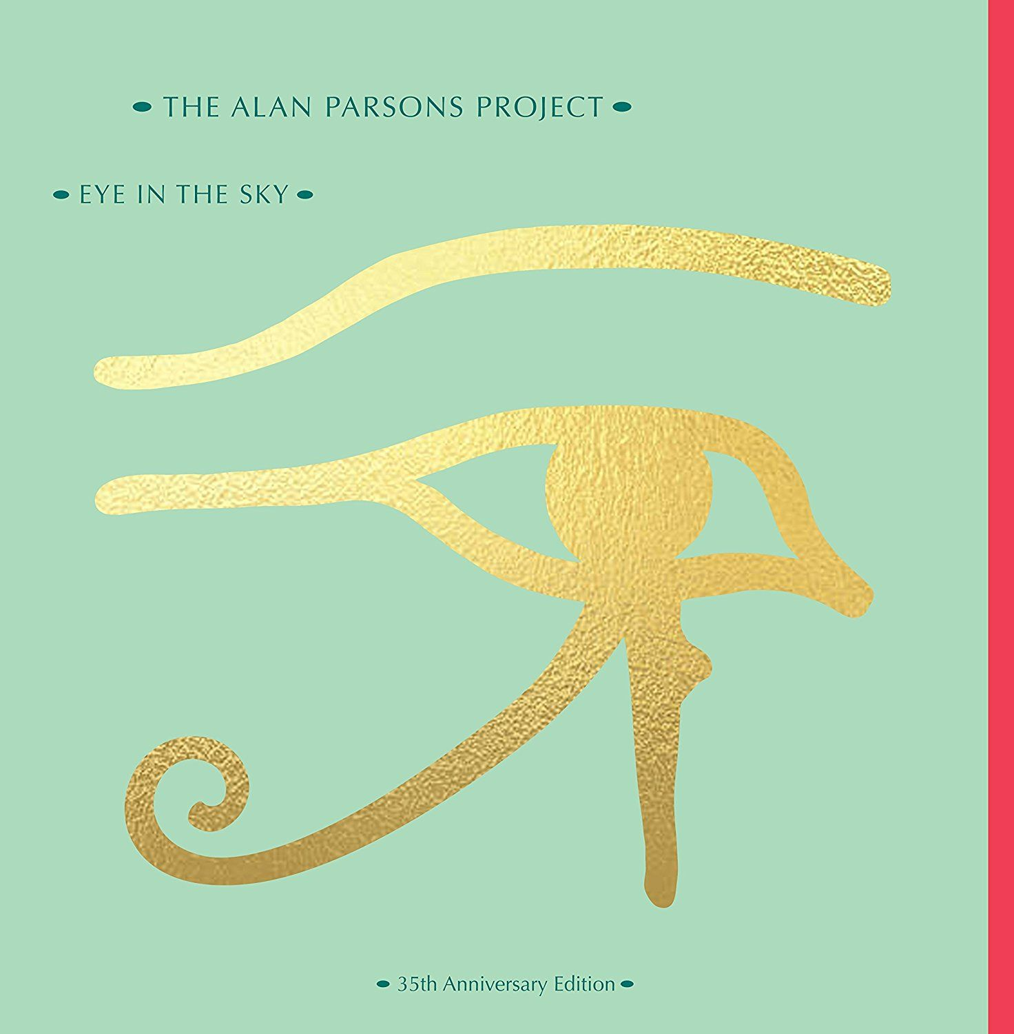 The Alan Parsons Project Eye In The Sky 35th Anniversary Box Set