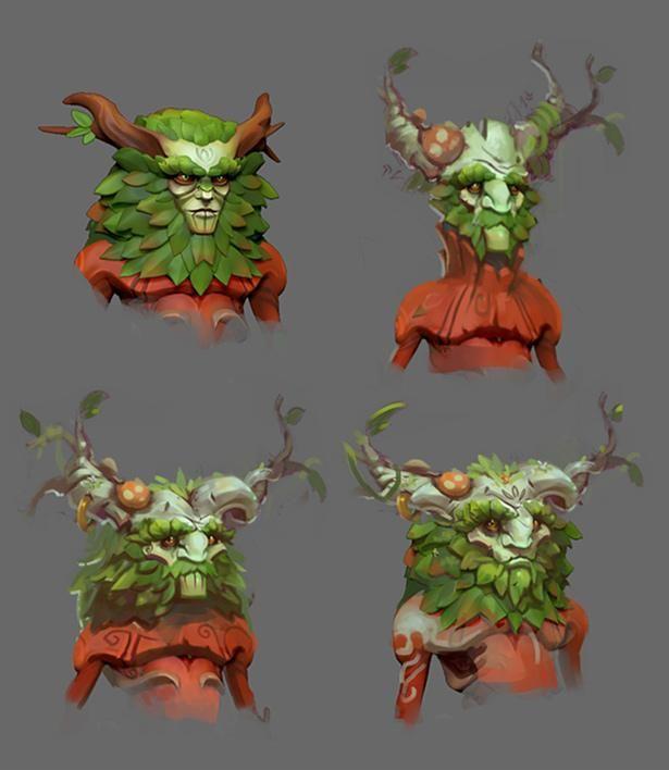 設計理念:「綠林之父」埃爾文 - 新聞 《英雄聯盟 LoL》官方網站