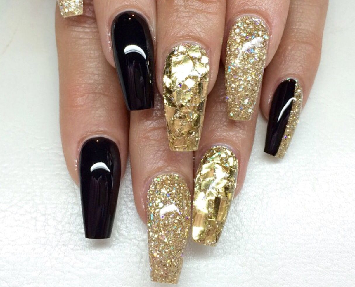 Pin by Ashley Oudorn on Nails | Pinterest | Nail nail, Coffin nails ...