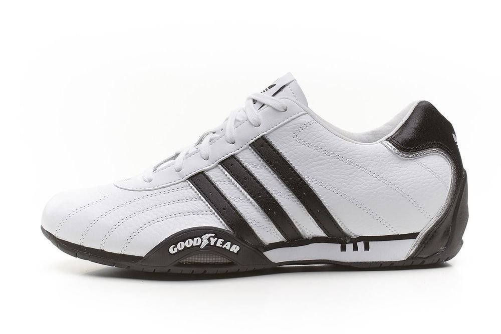 new concept e441c 88377 adidas Originals Mens adi Racer goodyear Low trainers – G16080 - white
