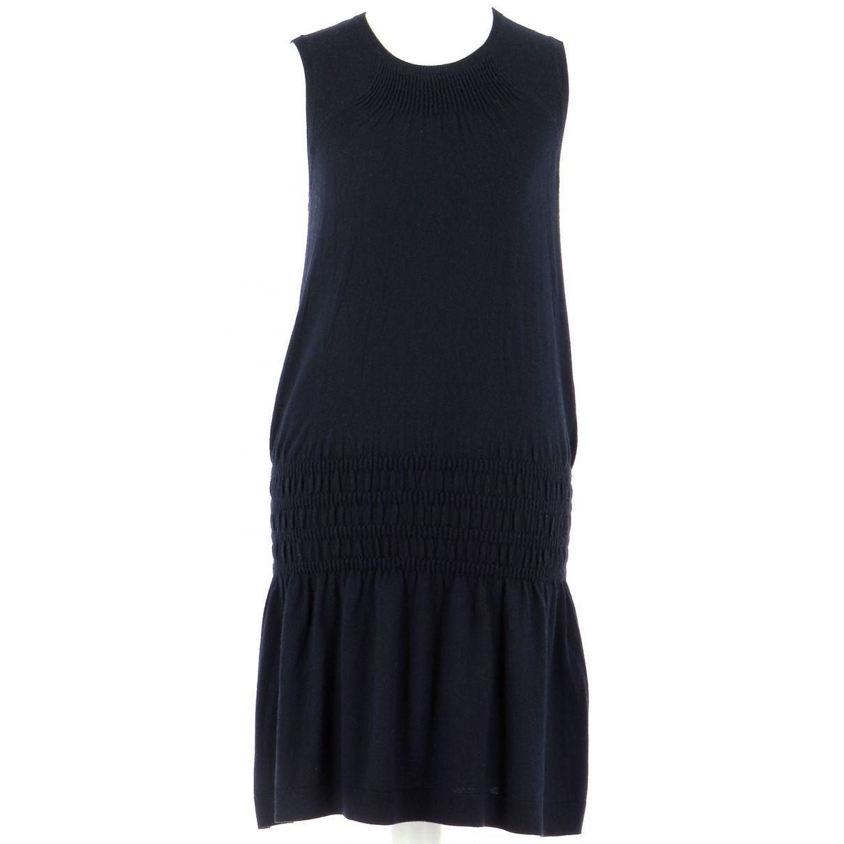 Robes Vanessa Bruno Athe pour femme en laine. Taille 36 FR.