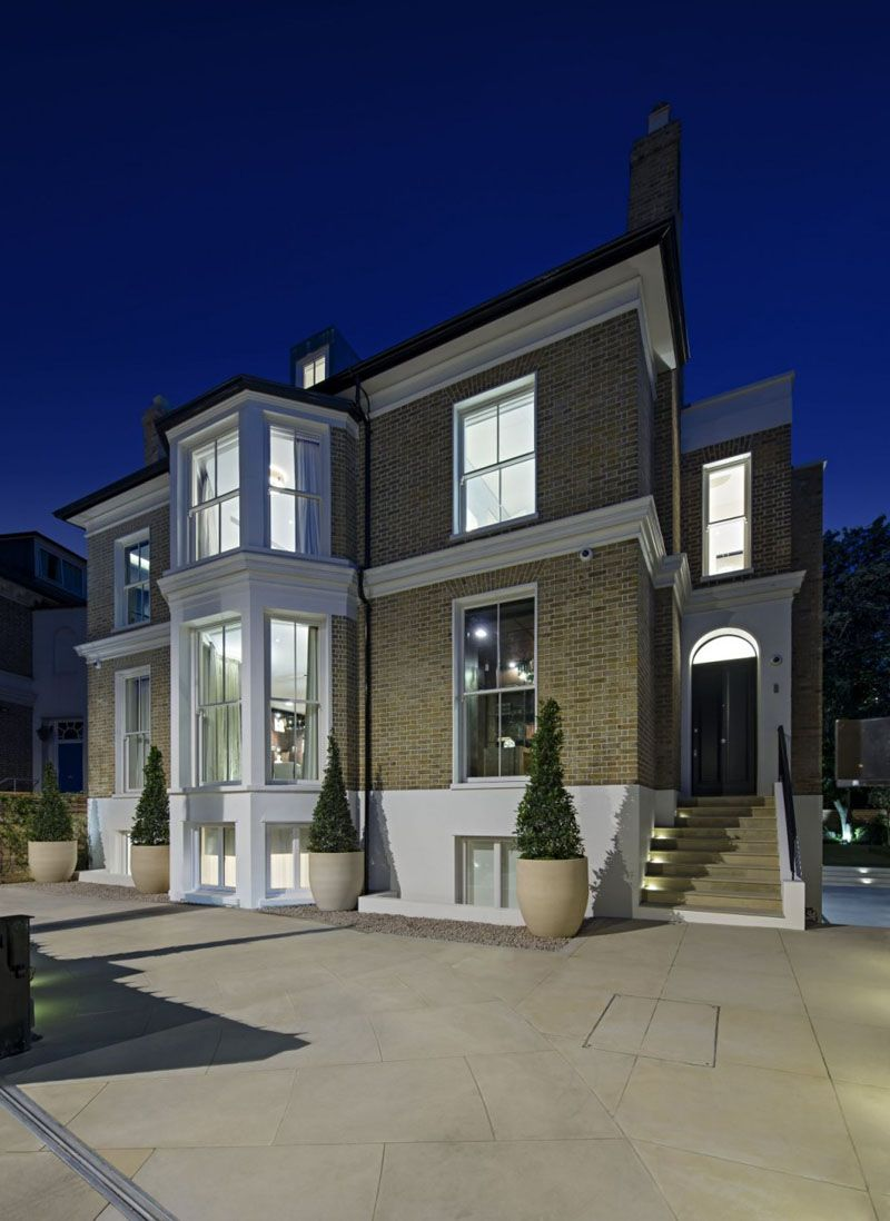Luxurious Residence By SHH Studio: The West London House | Nimvo   Interior  Design U0026 Luxury Homes