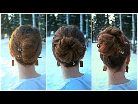 3 easy diy updos for new years youtube hairstyles pinterest 3 easy diy updos for new years youtube solutioingenieria Choice Image