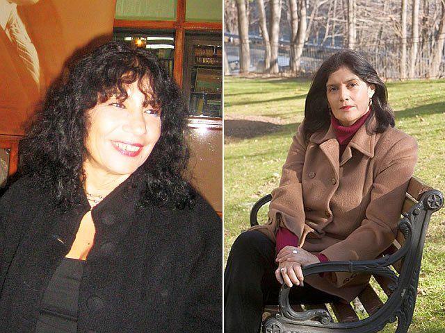 Dalmacia Ruz Rosas y Mariela Dreyfus,