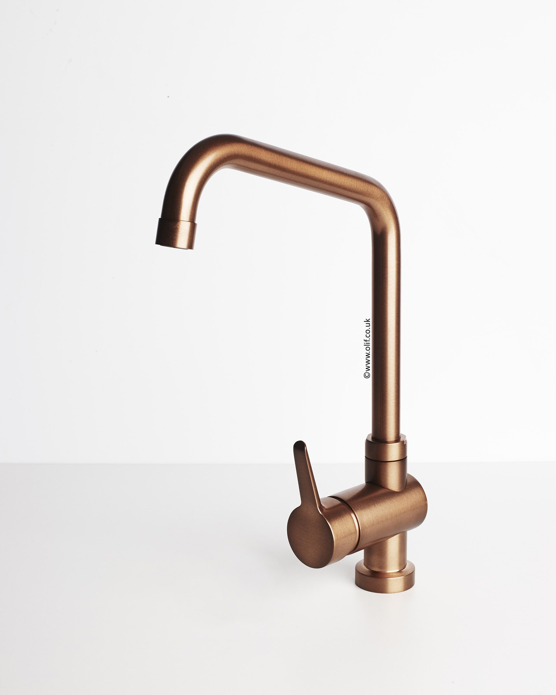 Kitchen Mixer Tap Primo Rustic Copper Kitchen Mixer Tap Alveus Copper Sinks