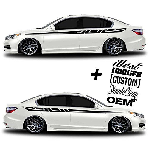 Get High Drive Low JDM Style Decal Sticker Custom Diecut Vinyl - Car decal stickers custom