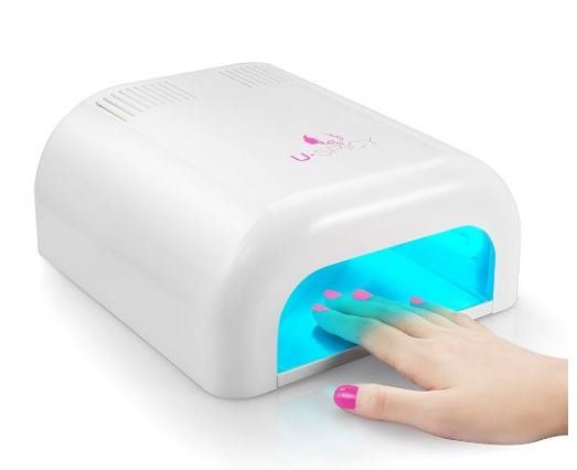 Goddesslily Lilyseymour Manicure And Pedicure Shellac Machine Manicure