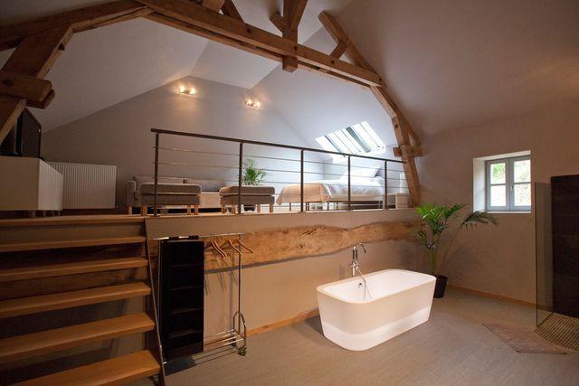 Chambres d\u0027hôtes  10 salles de bains originales Interiors and House