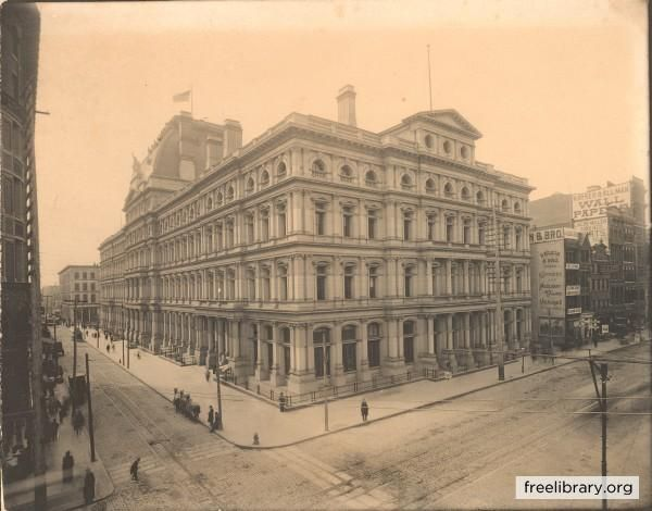 Phillyhistory Org United States Post Office Market Street At 9th Best Vacation Destinations Market Street United States