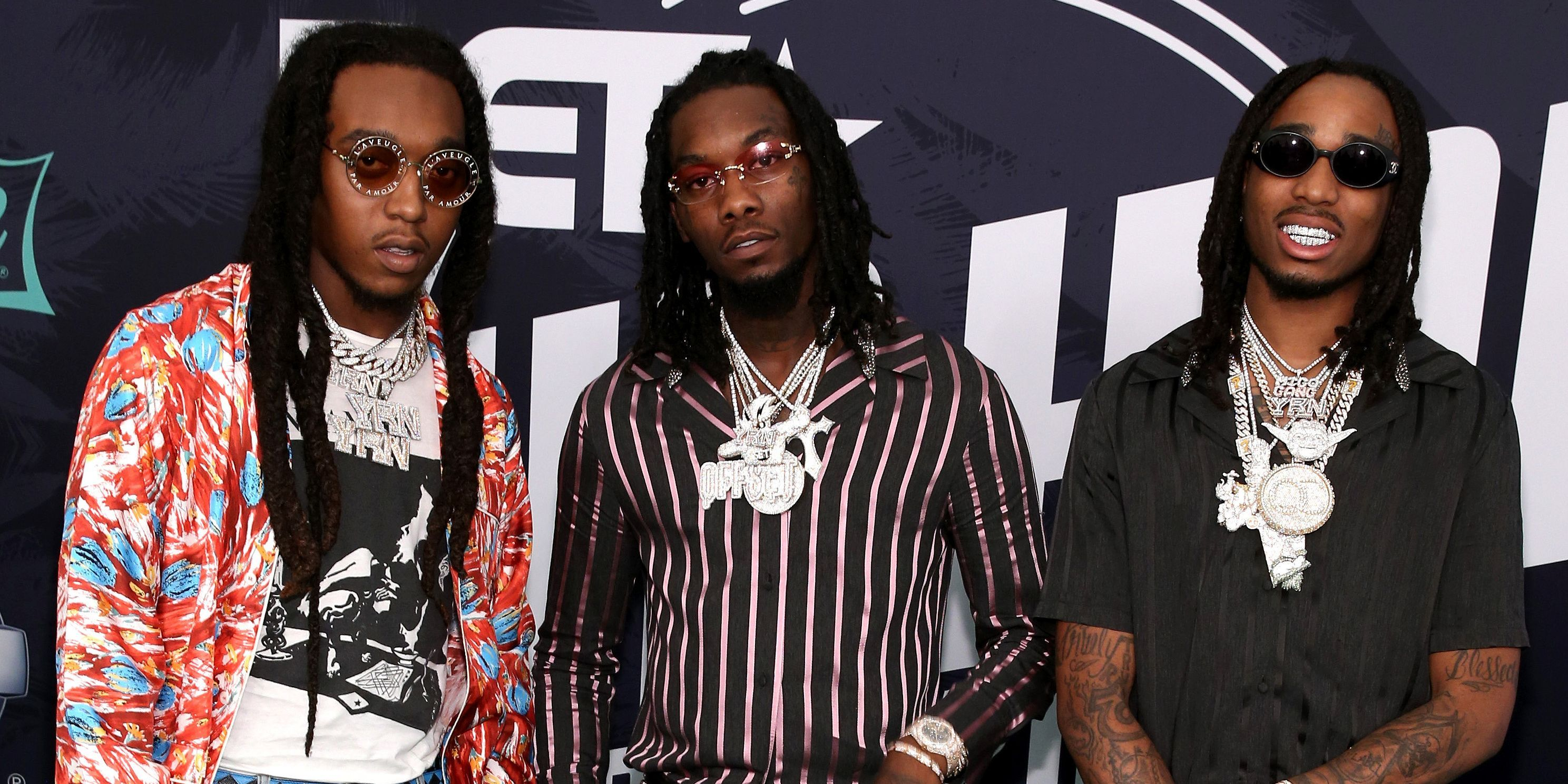 Migos Think They're Perfect To Play the Hyenas In Disney's