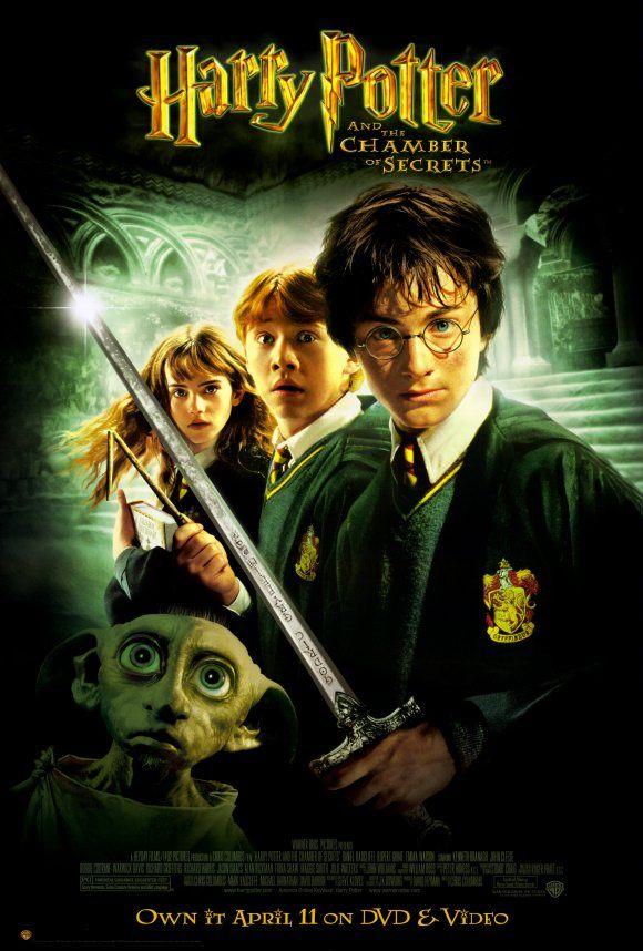 Charmant Harry Potter Et La Chambre Des Secrets Idees Impressionnantes