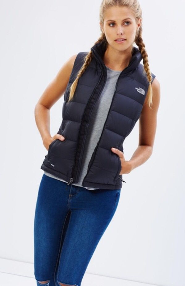dd19a0716 The North Face - Womens Nuptse 2 Vest | •Wear• | North face women ...