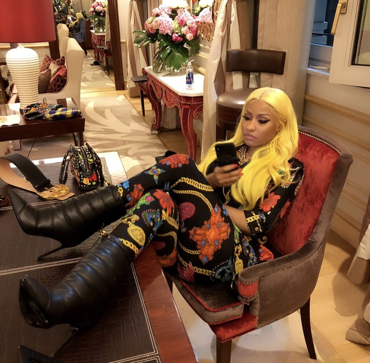 Pin by Lil Baddie Ltd. on onika Nicki Minaj, Fashion