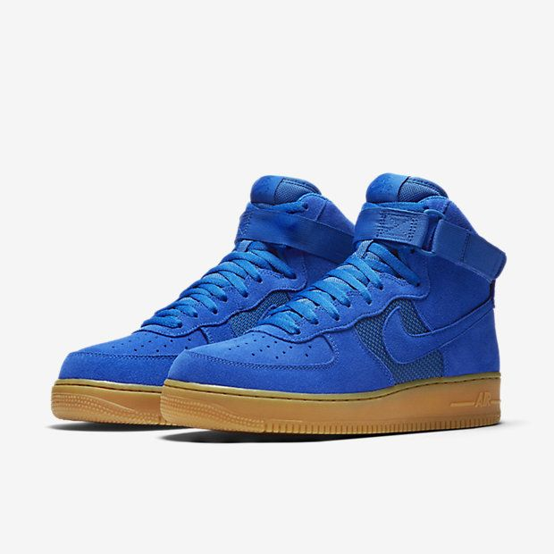 Chaussure Nike Air Force 1 07 High LV8 pour Homme   Shoe ...