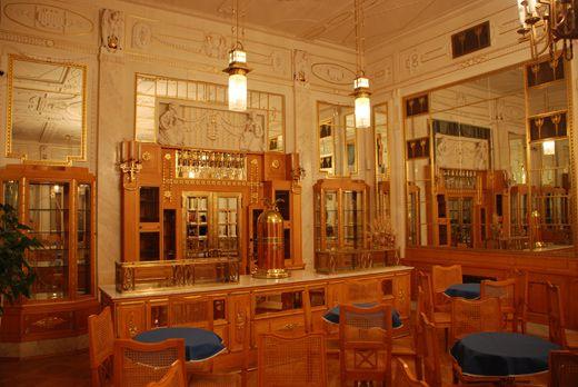Prague, Maison Municipale. Salons d'apparat.   ©   Avantgarde Prague
