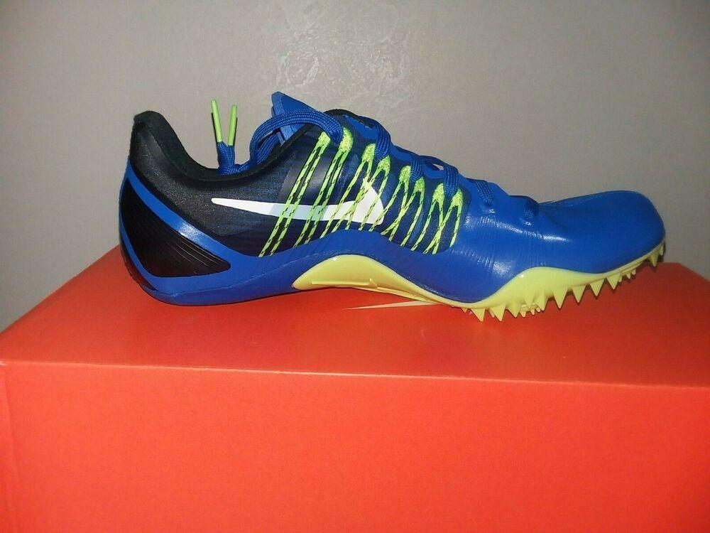 new concept 0594b 9f756 NIKE Zoom Celar 5 Unisex Track   Field Shoes 629226-413 HYPER Cobalt Size 9   Nike  TrackandFieldShoe