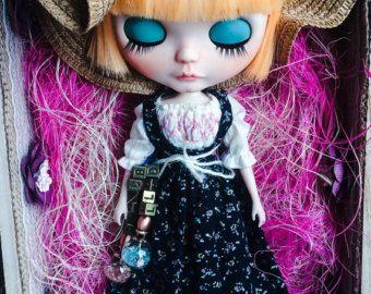 Reserved for Mr. Choy Custom Blythe doll by kdollsKRD on Etsy