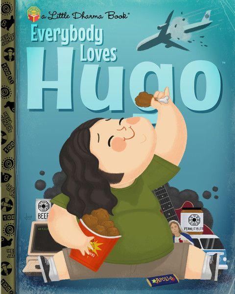 "Joey Spiotto ""Everybody Loves Hugo"""