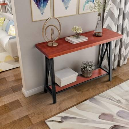 Home Sofa Table With Storage Storage Shelves Side Table With