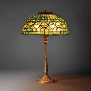 Amazing How To Recognize Quality In Tiffany Lamps | Antique Mosaic Glass .