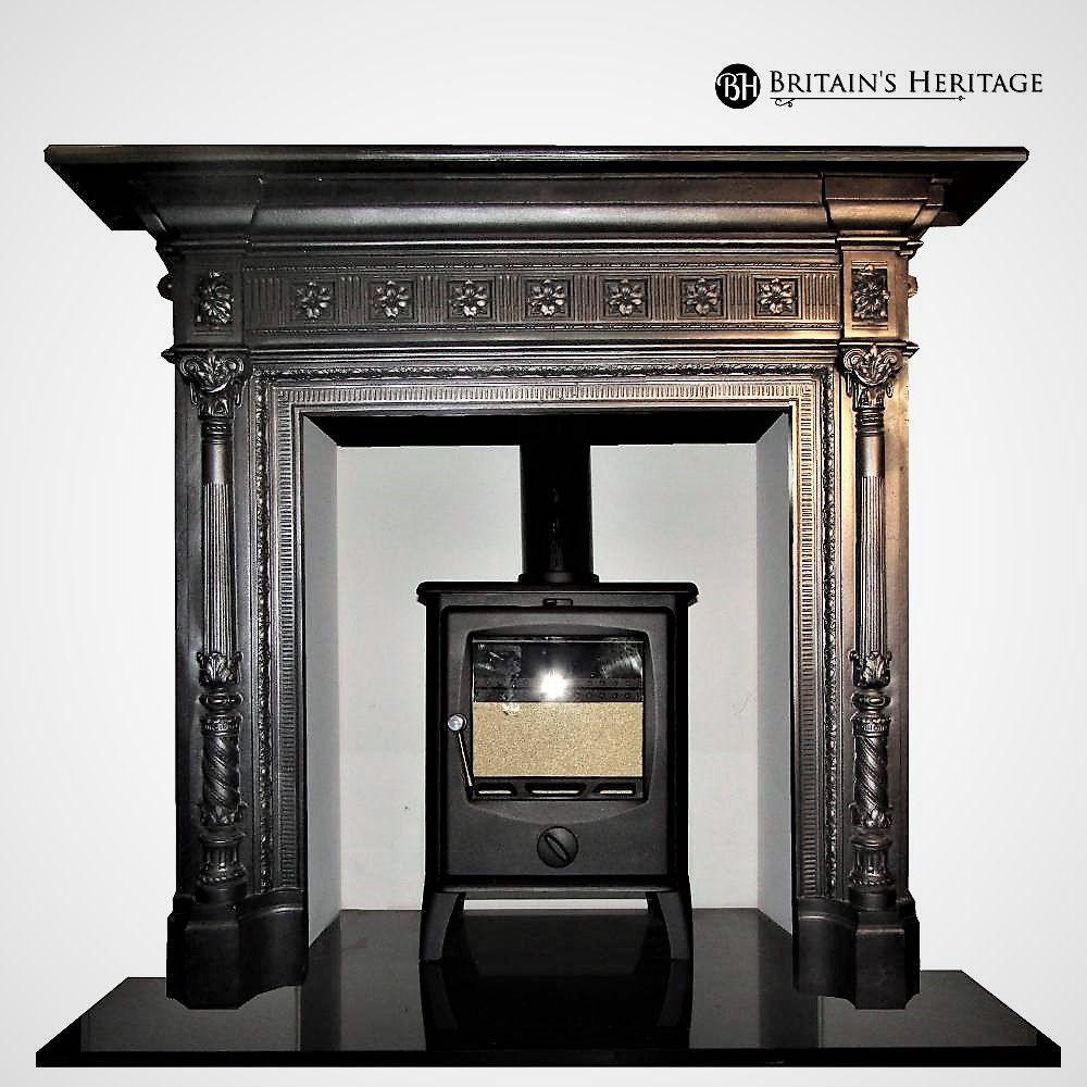 Antique Victorian Cast Iron Fireplace Surround Antique Fireplace Surround Cast Iron Fireplace Antique Fireplace