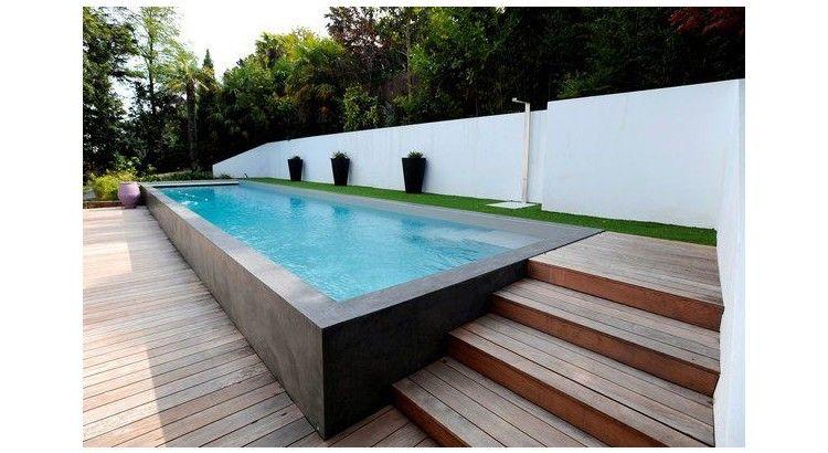Top 20 des piscines de r ve rep r es sur pinterest - Realiser sa piscine ...