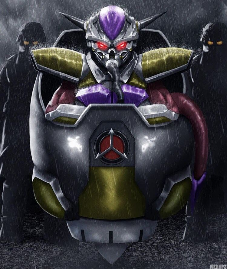 Frieza and army
