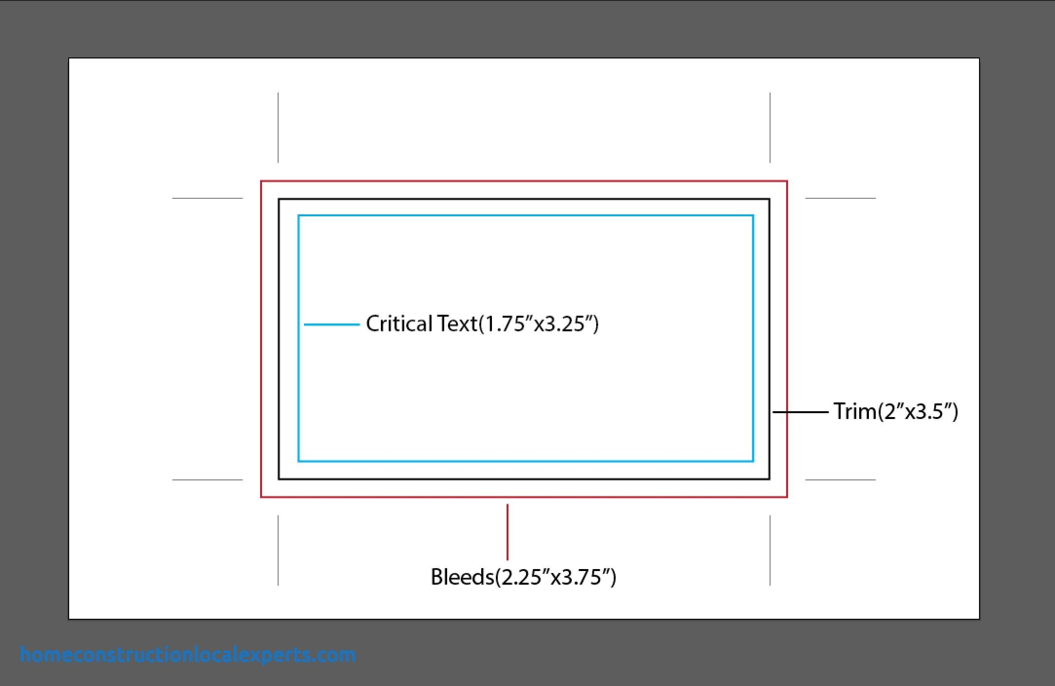 Business Card Size Template Photoshop Tips Blogging Belajar Blogging